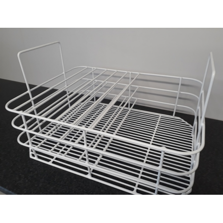 Glass and dishwasher baskets