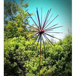 Starburst sculpture