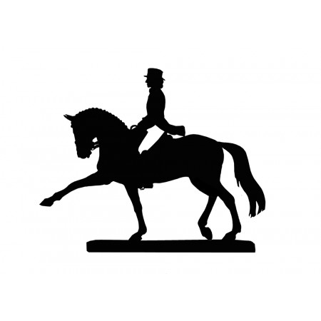Dressage Weather Vane