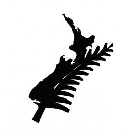 NZ Fern Weather Vane