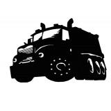 Truck Weather Vane